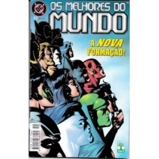 36104 Os Melhores do Mundo 19 (1999) Editora Abril