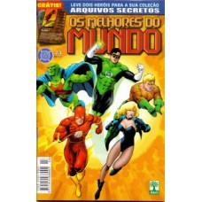 36108 Os Melhores do Mundo 23 (1999) Editora Abril