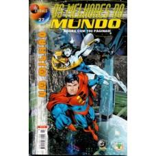 36112 Os Melhores do Mundo 27 (2000) Editora Abril
