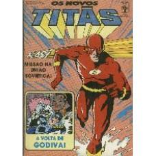 28694 Os Novos Titãs 40 (1989) Editora Abril