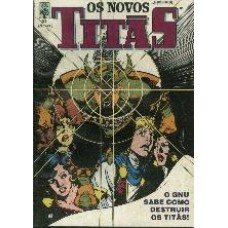 28704 Os Novos Titãs 51 (1990) Editora Abril