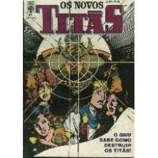 28704 Os Novos Titãs 51 (1990) Editora Abril
