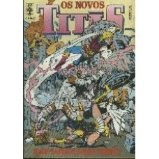 28705 Os Novos Titãs 52 (1990) Editora Abril