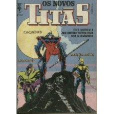 28712 Os Novos Titãs 58 (1991) Editora Abril