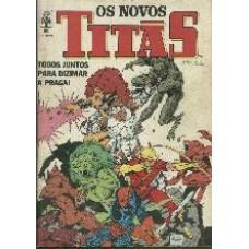 28714 Os Novos Titãs 60 (1991) Editora Abril