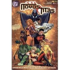 32674 Novos Titãs 1 (2004) Panini Comics