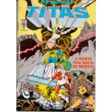 36150 Os Novos Titãs 34 (1989) Editora Abril
