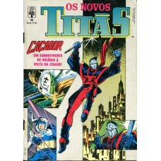 Os Novos Titãs 46 (1990)