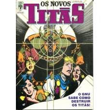 Os Novos Titãs 51 (1990)