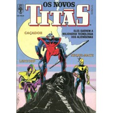 Os Novos Titãs 58 (1991)