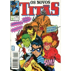 Os Novos Titãs 102 (1994)