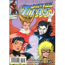 Os Novos Titãs 116 (1995)