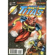 Os Novos Titãs 118 (1996)