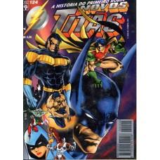 Os Novos Titãs 124 (1996)