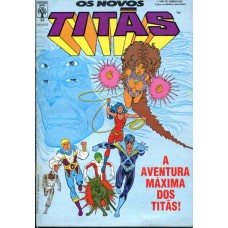 Os Novos Titãs 22 (1988)