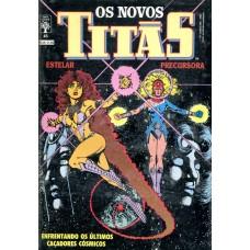 Os Novos Titãs 45 (1989)