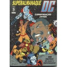 23993 Superalmanaque DC 2 (1991) Editora Abril