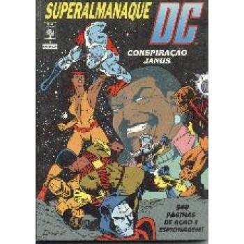 23993 Superalmanaque DC 2 (1991) Editora Abril