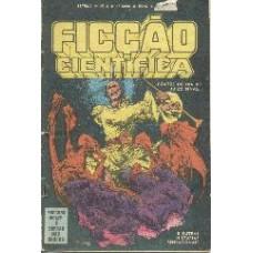 24150 Estréia 2 (1981) 4a Série Ficção Científica Editora Ebal