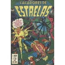 26156 A Melhor 4 (1981) Caçadores de Estrelas Editora Ebal