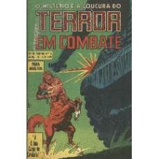 26260 Star Álbum 4 (1979) Terror em Combate Editora Ebal