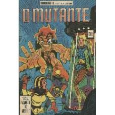 26643 Dimensão K 4 (1979) O Mutante Editora Ebal