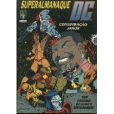 28781 Superalmanaque DC 2 (1991) Editora Abril