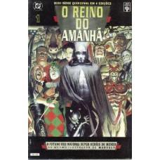 32451 O Reino do Amanhã 1 (1997) Editora Abril
