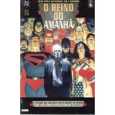 32452 O Reino do Amanhã 2 (1997) Editora Abril