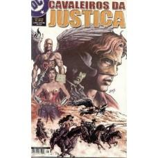 32696 Cavaleiros da Justiça 1 (2001) Mythos Editora