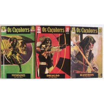 33829 Os Caçadores 1 2 3 (1989) Editora Abril
