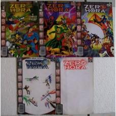 33847 Zero Hora 4 3 2 1 0 (1996) Editora Abril