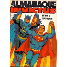 34954 Almanaque Invictus (1973) Editora Ebal