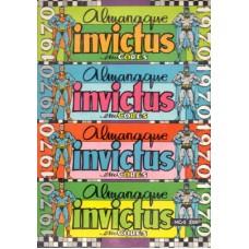 34955 Almanaque Invictus em Cores (1970) Editora Ebal