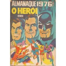 34956 Almanaque O Herói (1976) Editora Ebal