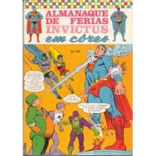 36909 Almanaque de Férias Invictus (1970) Editora Ebal
