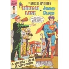 37132 O Homem de Aço 6 (1970) 1a Série Miriam Lane e Jimmy Olsen Editora Ebal