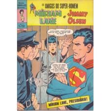 37133 O Homem de Aço 7 (1970) 1a Série Miriam Lane e Jimmy Olsen Editora Ebal