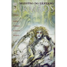 37783 Monstro do Pântano Irmãos (2000) Brainstore Editora