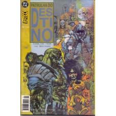 37792 Patrulha do Destino (1997) Editora Metal Pesado