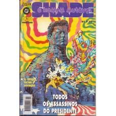 37794 Shade o Homem Mutável 2 (1997) Editora Metal Pesado