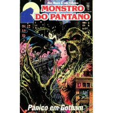 39266 Monstro do Pântano 10 (1990) Editora Abril
