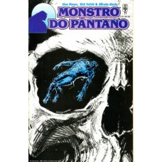 39267 Monstro do Pântano 11 (1990) Editora Abril