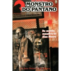 39268 Monstro do Pântano 12 (1990) Editora Abril