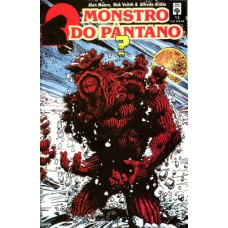 39269 Monstro do Pântano 13 (1991) Editora Abril