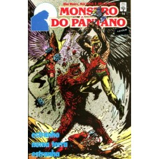 39270 Monstro do Pântano 14 (1991) Editora Abril
