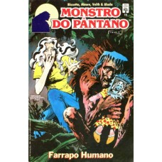 39271 Monstro do Pântano 15 (1991) Editora Abril