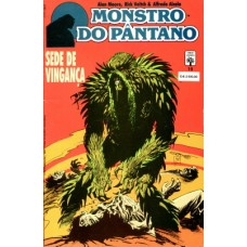 39275 Monstro do Pântano 19 (1991) Editora Abril