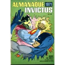 40086 Almanaque Invictus (1971) Editora Ebal