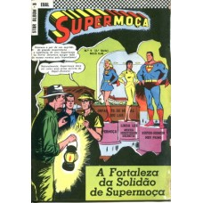 40614 Star Álbum 5 (1969) 3a Série Supermoça Editora Ebal